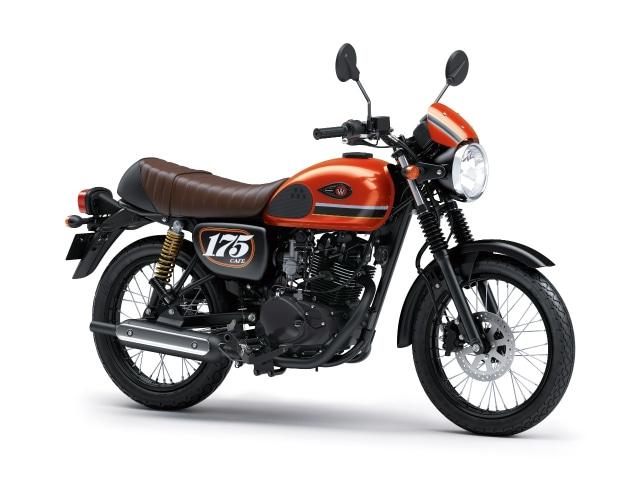 Habiskan Stok Produksi 2019, Kawasaki W175 Dijual Rp 30,8 Juta  (134614)