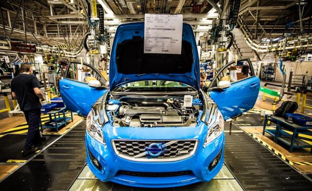 Pabrik Volvo
