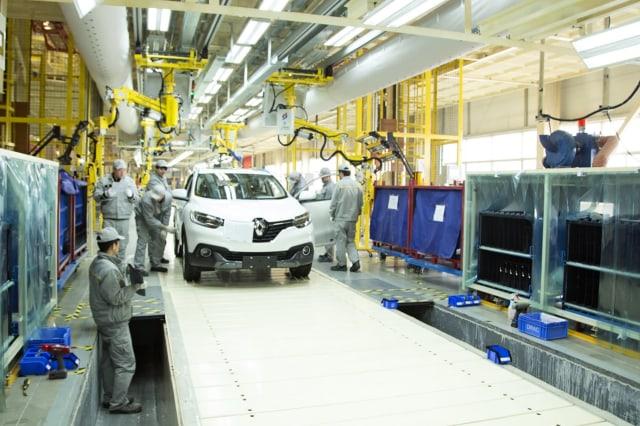 Pabrik Renault