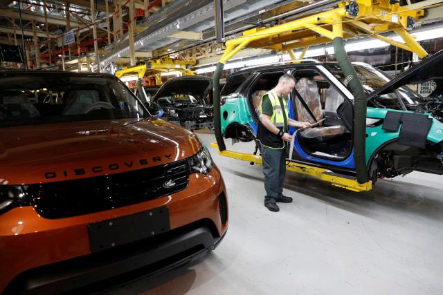 Pabrik Jaguar Land Rover