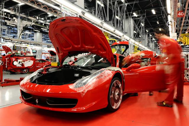 Pabrik Ferrari