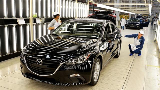 Pabrik Mazda