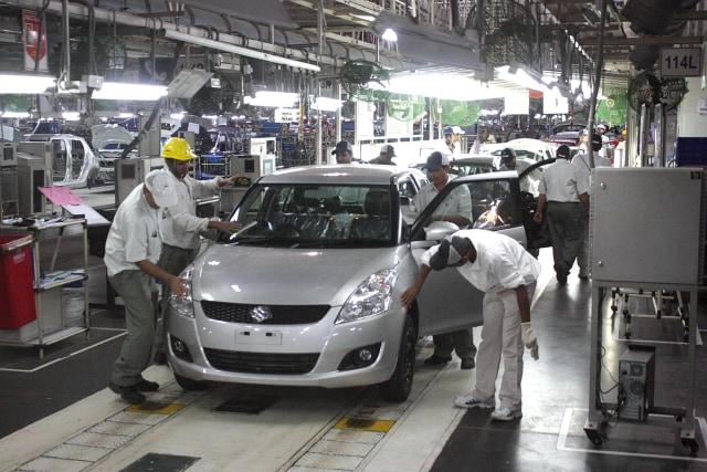Pabrik Maruti Suzuki