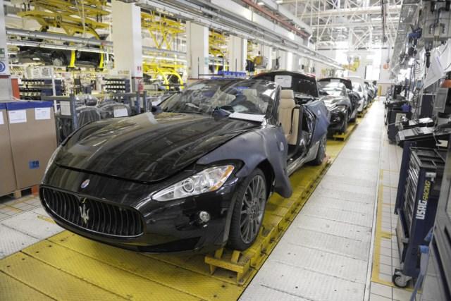 Pabrik Maserati