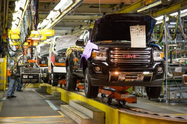 Pabrik General Motors