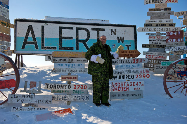 Kota Alert, Canada