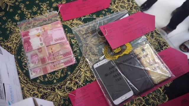 Kasus pencurian masker di RSUD Pagelaran, Cianjur