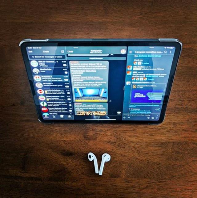 Tips WFH: My iPad Pro Setup (76022)