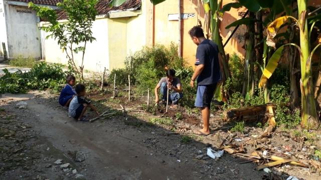 Warga Berdaya Lawan Corona, Inisiatif dari Yogya dan Blora (20497)