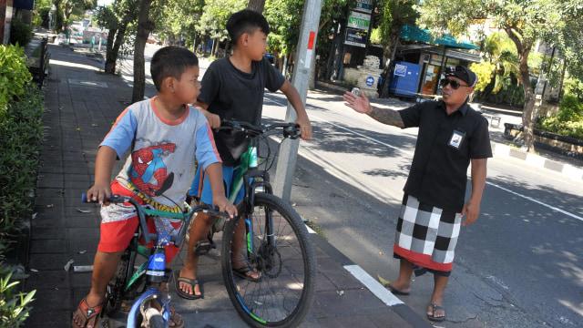 Melihat Kearifan Lokal yang Diklaim Koster Turunkan Penularan Corona di Bali (38744)