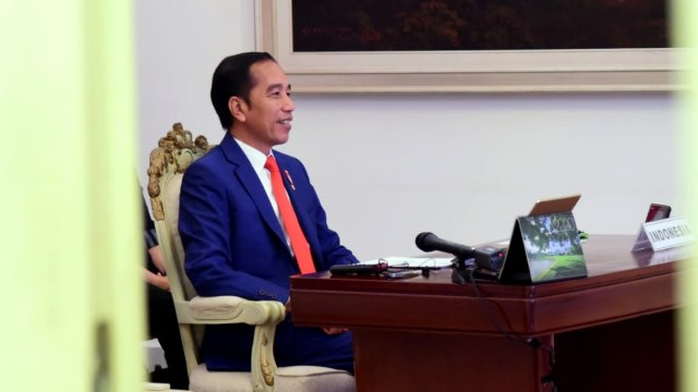 Daftar 53 Penerima Bintang Jasa Jokowi: Megawati, Fadli, Fahri, hingga Bamsoet (135540)