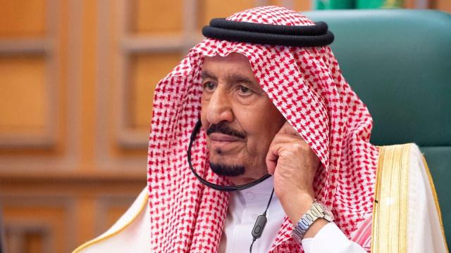 Raja Salman KTT LB G20