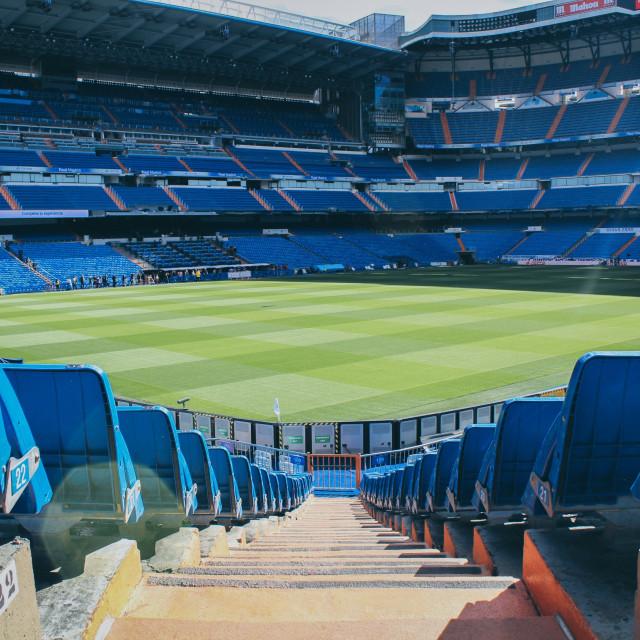 Real Madrid Tak Gunakan Santiago Bernabeu Saat La Liga Digulirkan Lagi (62289)