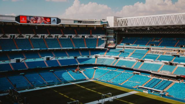 Real Madrid Tak Gunakan Santiago Bernabeu Saat La Liga Digulirkan Lagi (62290)