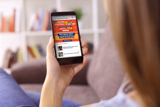 Beli Pulsa dan Paket Data Telkomsel Diskon 30% Bayar Pakai ShopeePay (468121)