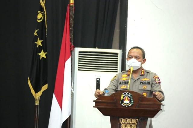 Pernyataan Komjen Arief Terkait Viral Calon Taruna di Kepri Gagal Masuk Akpol (363650)