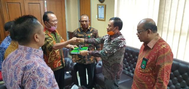Serah Terima tugas dan kewenangan Ketua PN Jaksel