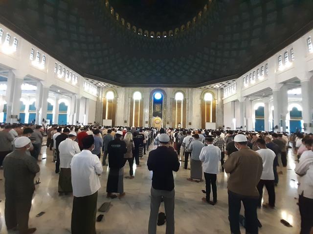 Wamenag: Daerah yang Bisa Kendalikan Penyebaran Corona Boleh Relaksasi Masjid (217964)