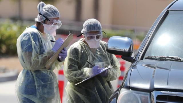 Di Tengah Pandemi Corona, Trump Hentikan Pendanaan AS untuk WHO (6963)