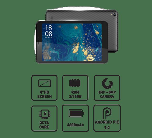 Harga dan Spesifikasi Tablet Advan Tab 8 (534589)