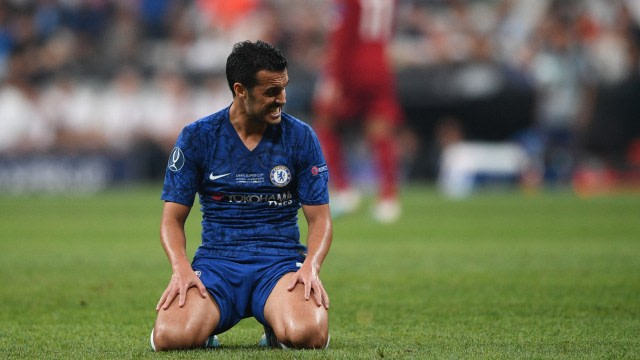 Pedro: Saya Ingin Tetap Bersama Chelsea (27633)