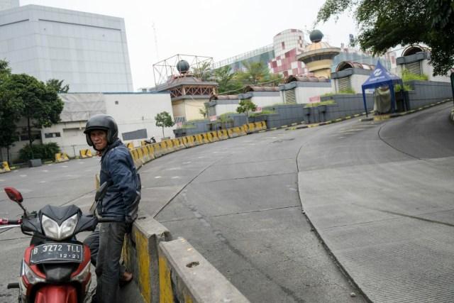 Jakarta lenggang imbas corona