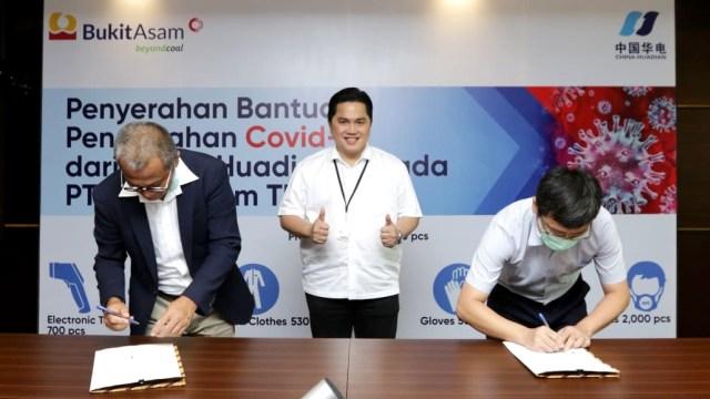 DPR Usul Gaji Direksi BUMN yang di Atas Rp 100 Juta Dipotong untuk Dana COVID-19 (41486)