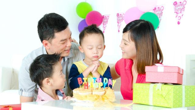 Tips Merayakan Ulang Tahun Anak di Rumah saat Pandemi (923943)