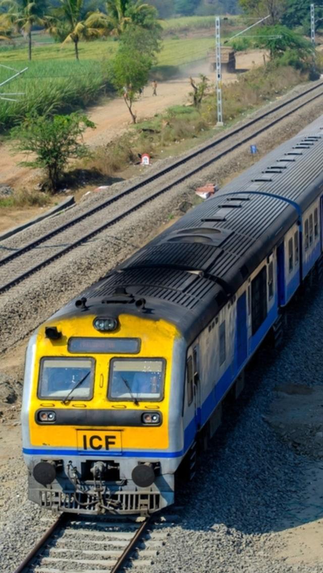 India Sulap Gerbong Kereta Jadi Ruang Isolasi Pasien Virus Corona  (459782)