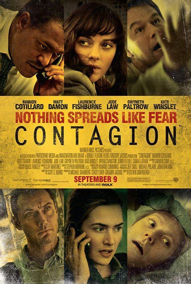 4 Pemain Film Contagion Berbagi Tips untuk Mencegah Penyebaran Virus Corona (33275)