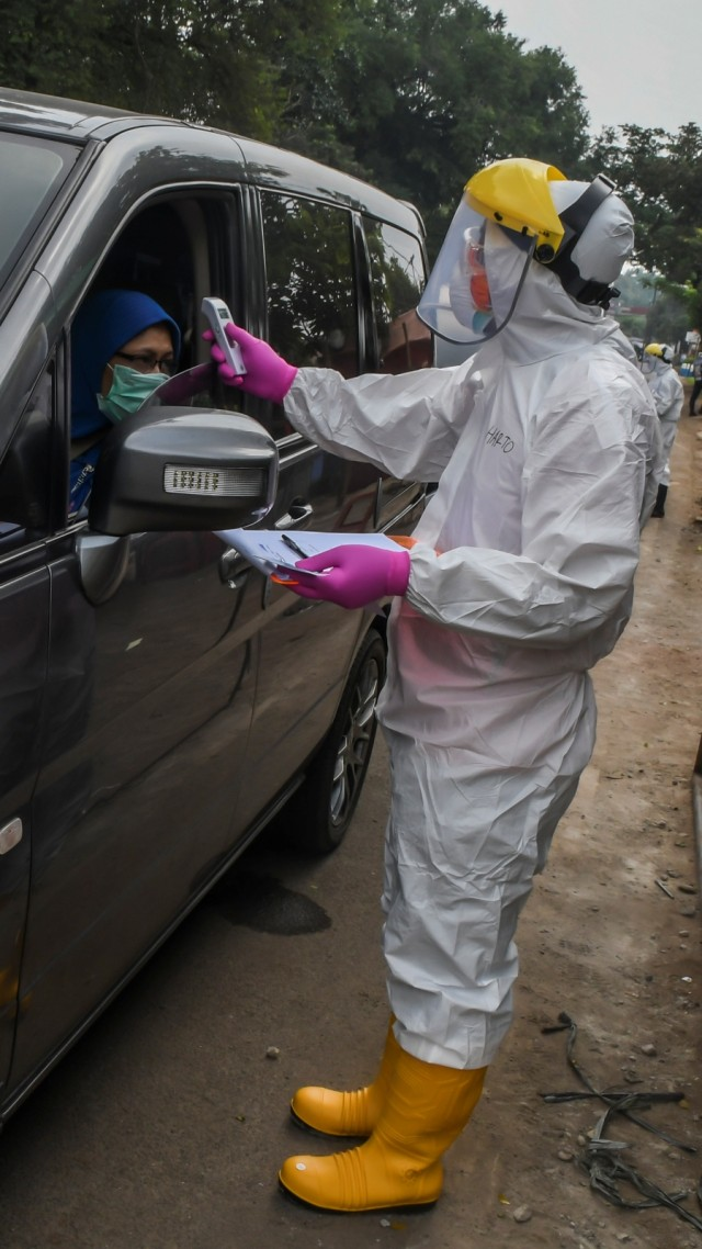 RS di Jakarta Timur yang Sediakan Rapid Test Drive Thru, Mulai dari Rp 150 Ribu! (120083)