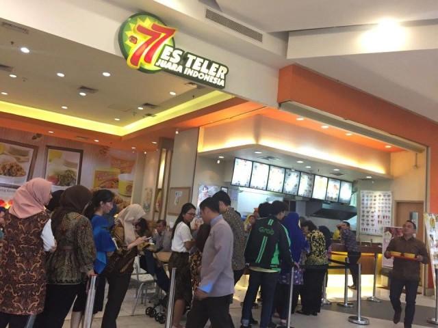 Beberapa Gerai Tutup Sementara, Es Teler 77 Jual Frozen Food Selama Wabah Corona (264843)