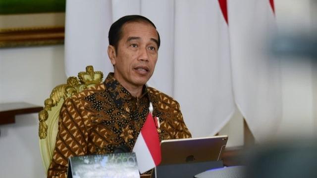 Jokowi pimpin ratas mudik lebaran