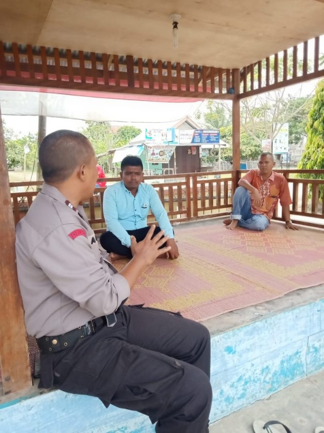 PTR, Polisi bubarkan pesta pernikahan di Aceh Utara