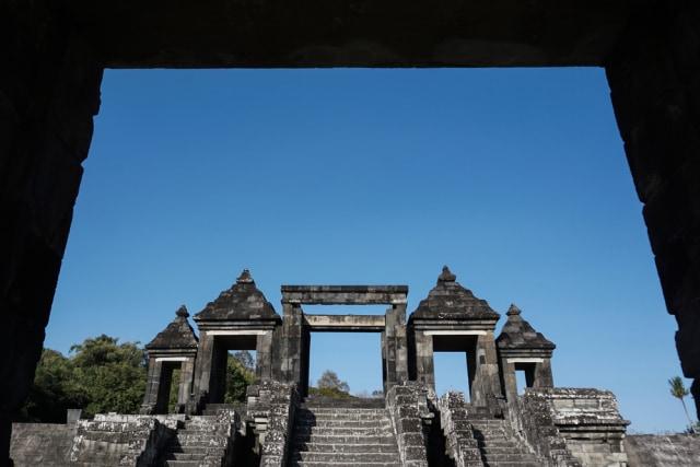New Normal, Wisatawan yang Menyambangi Candi Borobudur Akan Dipakaikan Stiker (888761)