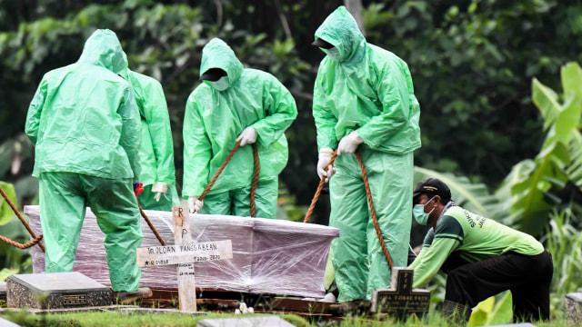 4.377 Orang Dikubur di Jakarta pada Maret 2020, Meningkat Hampir 2 Kali Lipat (151090)