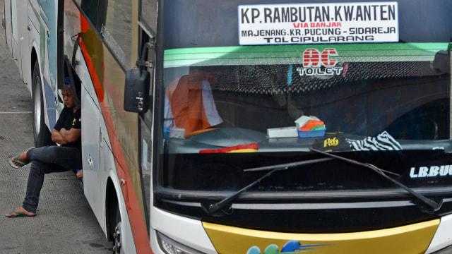 Alasan Sopir Bus AKAP Suka Putar Musik Kencang: Ada Copet (213722)