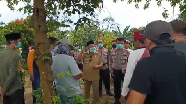 Pemakaman Jenazah Pasien Positif Corona di Bogor Ditolak Warga Satu Kampung (78866)