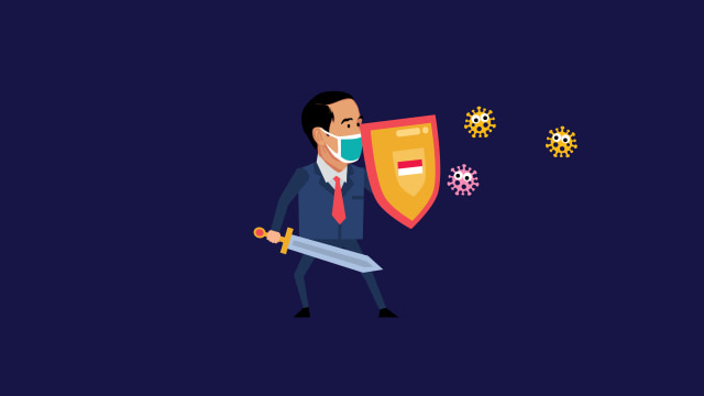 Jokowi Sebut Lockdown Tak Selesaikan Masalah Corona, Ini Bantahan Peneliti (218766)