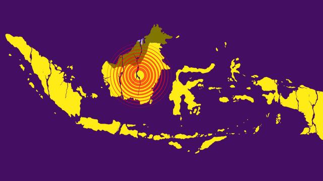 Penjelasan BMKG soal Penyebab Gempa 6,1 M di Jepara Terasa di Sejumlah Daerah (5533)
