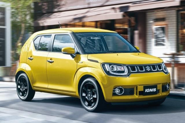 Bersiap, Suzuki Ignis Facelift 2020 Segera Meluncur di Indonesia (815890)