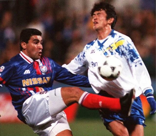 Profil Matsushita FC, Klub Jepang yang Pernah Dibela Ricky Yacobi (113241)