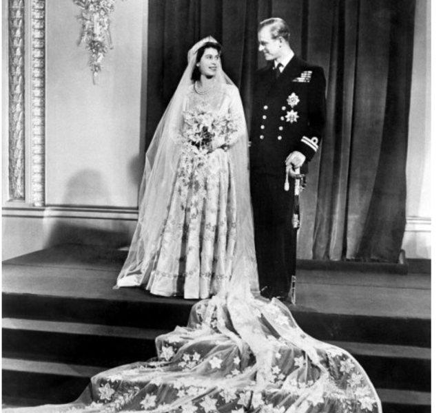Romantis! Ini Panggilan Sayang Pangeran Philip untuk Ratu Elizabeth II (224584)