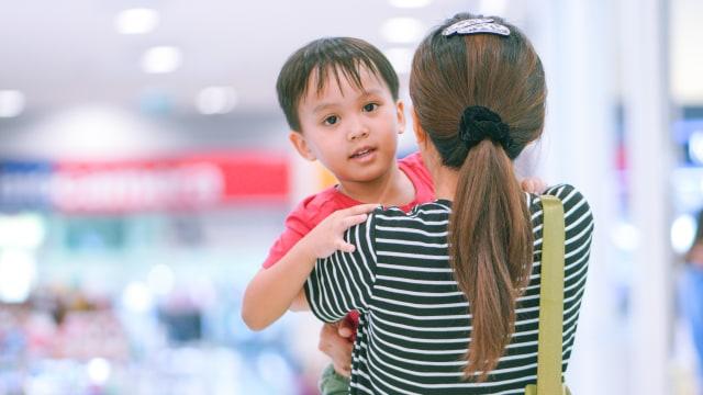 10 Ciri Awal Anak Miliki Autisme  (65028)