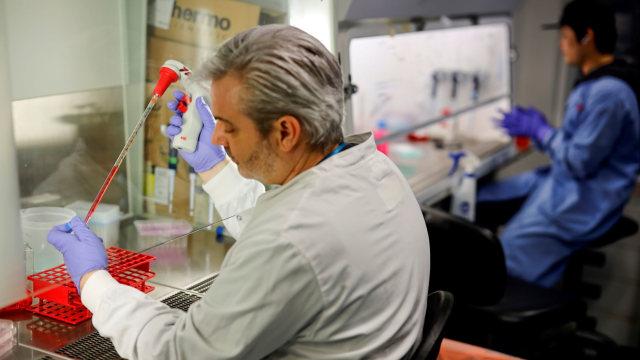 Ilmuwan soal Penanganan Corona: Jangan Bergantung pada Vaksin (143761)