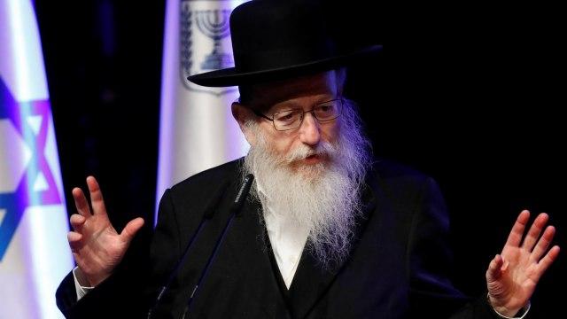 Menkes Israel Positif Terjangkit Virus Corona, Direktur Mossad Diisolasi (1409)