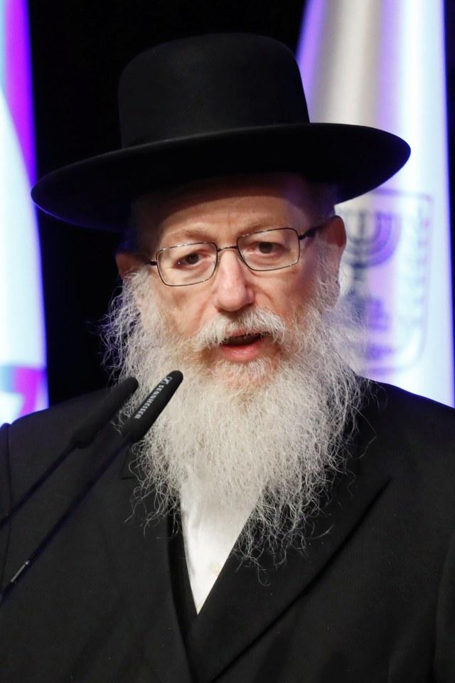 Menkes Israel Positif Terjangkit Virus Corona, Direktur Mossad Diisolasi (1408)