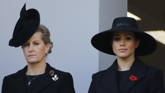 Harry & Meghan Mundur dari Tugas Kerajaan, Ratu Sudah Tunjuk Pengganti? (4742)