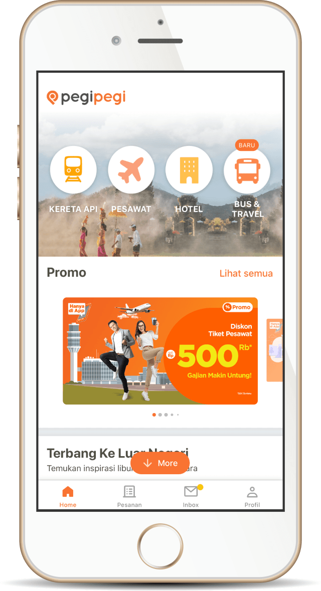cara refund tiket pesawat di traveloka