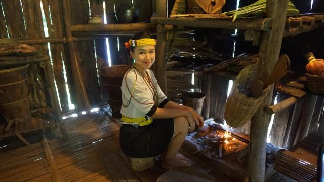 Serunya Berwisata Sambil Belajar Kebudayaan di Mari Mari Culture Village, Sabah (77056)